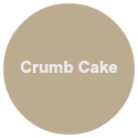 125 Crumb Cake Color Swatch - #BCAC90