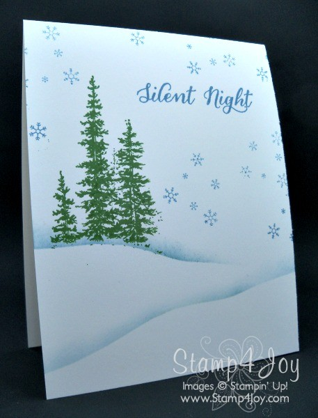 Stampin Up! Retired Stamp Set - Wonderland - blog.Stamp4Joy.com